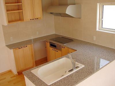 キッチンコの字型.jpg